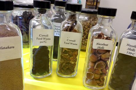 Биоуголь уменьшает выбросы закиси азота на фермах