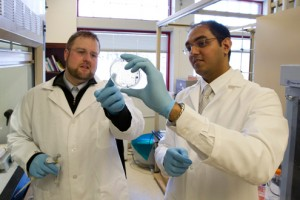 Biochemists develop new technology to transfer DNA into cells