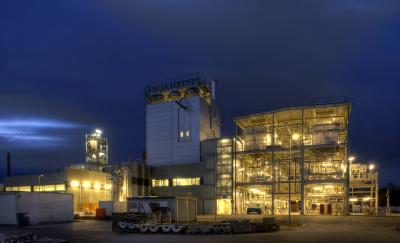 Bioliq pilot plant: Successful operation of high-pressure entrained flow gasification
