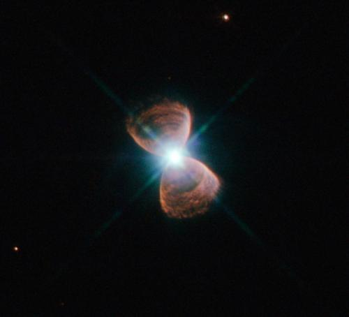 Bizarre alignment of planetary nebulae