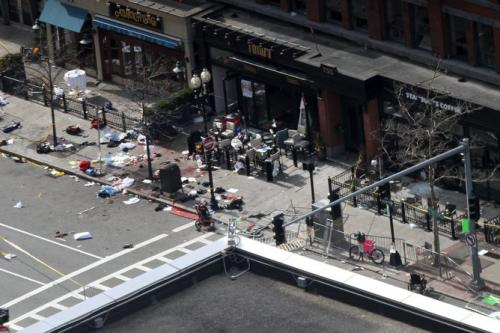 Boston Marathon attacks: A very restrained US media and online response