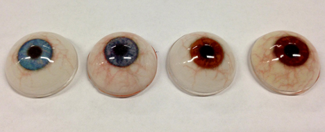 British project uses 3D printing for prosthetic eyes
