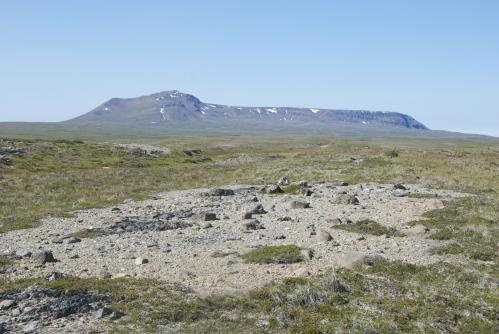 Canada's distinctive tuya volcanoes reveal glacial, palaeo-climate secrets