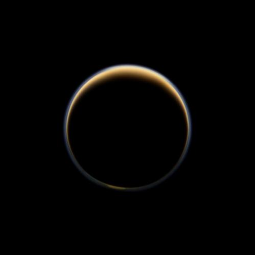 Cassini spacecraft finds plastic ingredient on Saturn's moon Titan