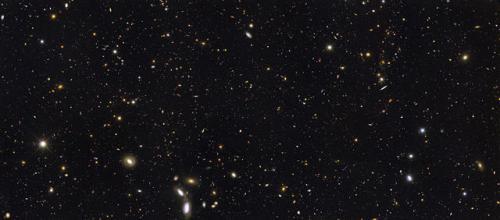 Catalogs of distant, faint sources dark fields