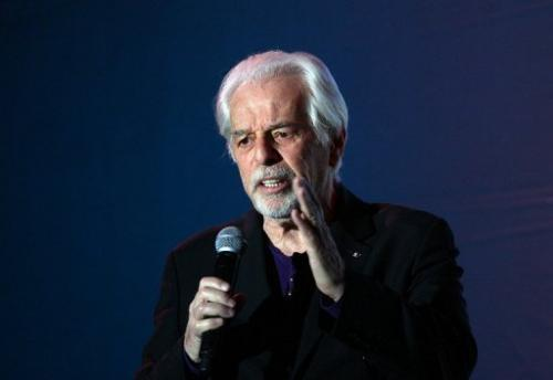 Chilean writer and film-maker Alejandro Jodorowsky, pictured in Guadalajara, Mexico, on November 28, 2011