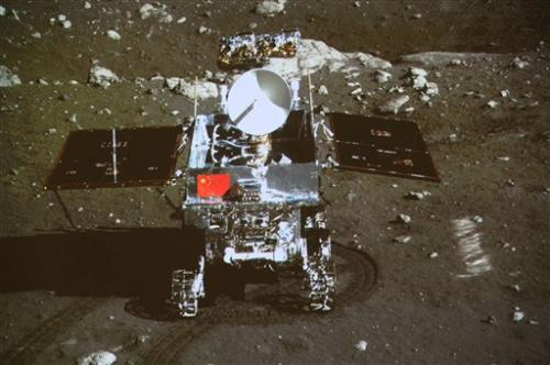 China to launch moon rock-collecting probe in 2017