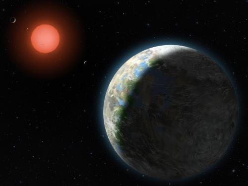Cloud behavior expands habitable zone of alien planets
