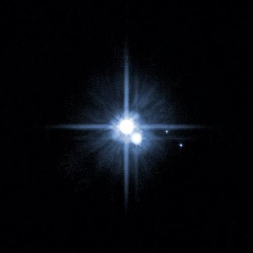 Contest seeks underworldly names for 2 Pluto moons