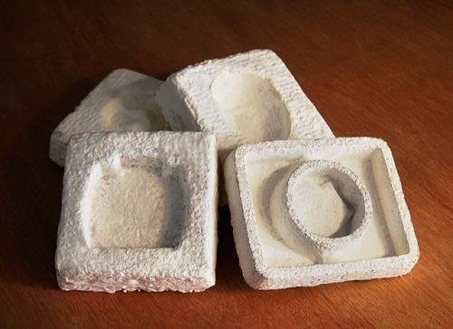 Cotton waste becomes biodegradable packaging