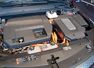 Crash-testing lithium-ion batteries