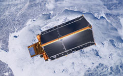 CryoSat-2 mission reveals major Arctic sea-ice loss