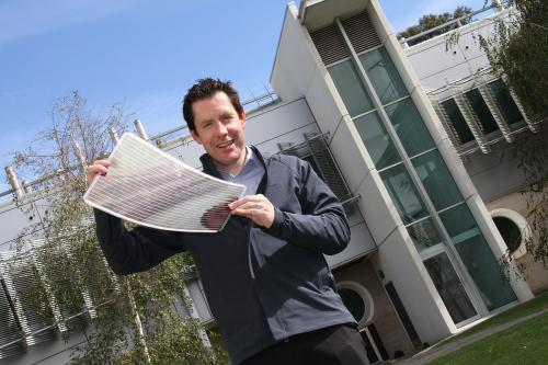 CTRL+P: Printing Australia's largest solar cells