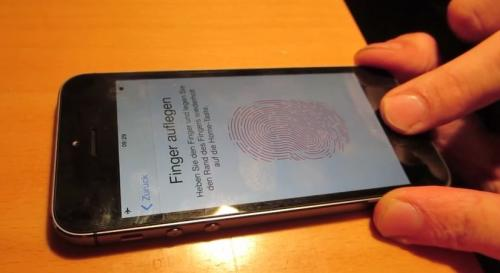 Hacker group develops method to circumvent iPhone Touch ID system (w/ Video)