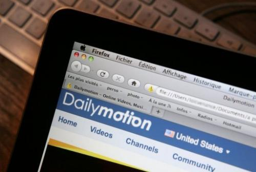 Dailymotion is the world's 12th-largest video-sharing website with an estimated value of $300 million