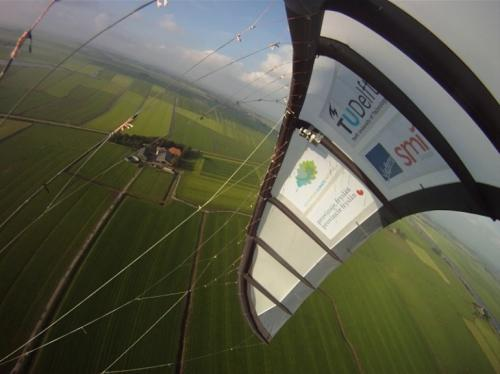 Delft professor puts kites high on list for renewable energy