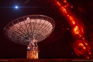 Detected radio bursts evidence of 'exotic phenomena'