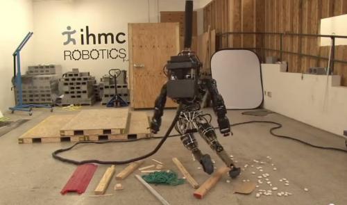 Atlas teams head for DARPA Robotics Challenge