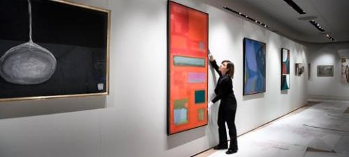 Does increased exposure to a piece of art make us like it more?