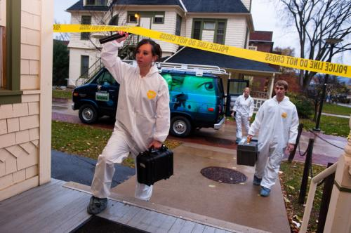 Do women dominate the field of forensic science?