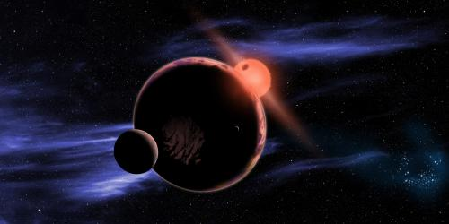 Earth-like planets are right next door