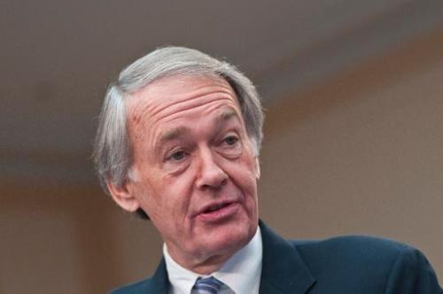Edward Markey speaks March 7, 2012 in Washington