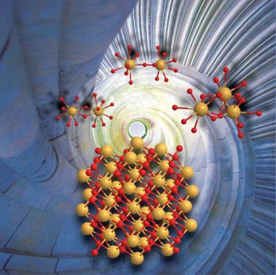 Efficient production process for coveted nanocrystals