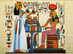 "Ancient ""Egyptian blue"" pigment points to new telecommunications, security ink technology"