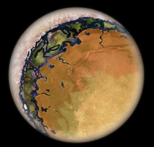 Eyeball earths