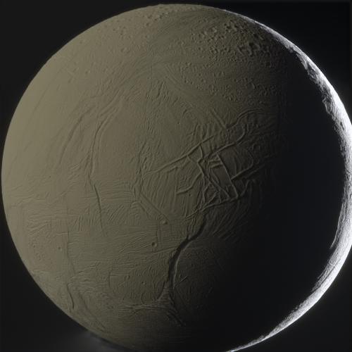 Facing Enceladus