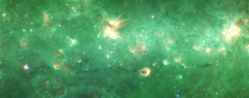 First 'bone' of the Milky Way identified