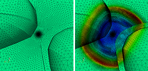 Fluid dynamics: Resolving shockwaves more accurately