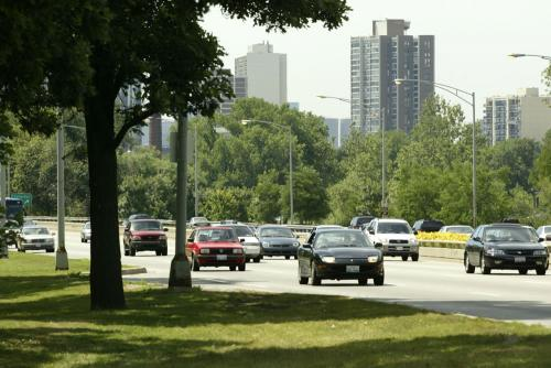 Forest Service study finds urban trees removing fine particulate air pollution, saving lives