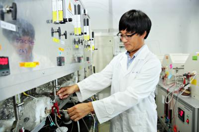 Fuel cell innovation by Korean researchers