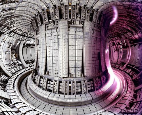 Fusion reactor JET