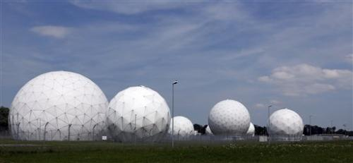 Germany nixes surveillance pact with US, Britain