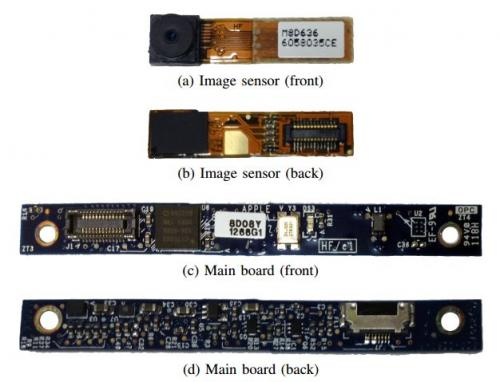 Researchers describe how to cause older Apple computers to video record without turning on LED light