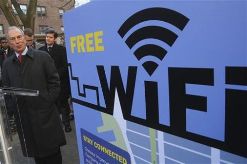 Google to offer public Wi-Fi in NYC neighborhood
