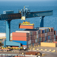 Greening Europe's seaports and freight terminals
