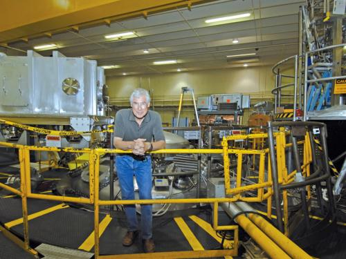 High-impact Sandia physicist publishes technical, yet personal, memoir