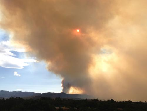 High Park Fire Pollution in Fort Collins Rivaled Worst Days in Mexico City, Los Angeles, New Colorado State University Study Say