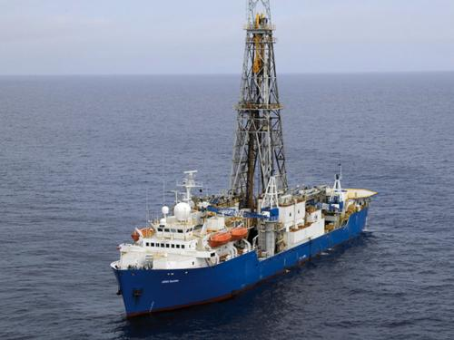 How climate change affects microbial life below the seafloor