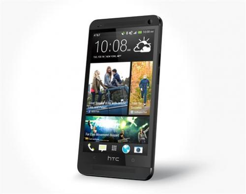 HTC shows off new phone for 'One' line