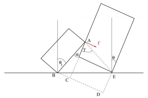 Physicist creates math model to predict maximum incremental domino size