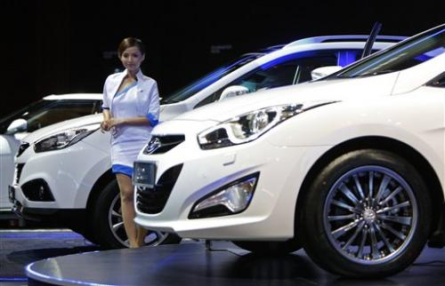 Hyundai to market hydrogen vehicle next year