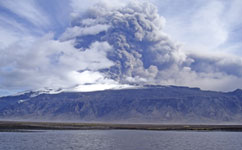 Icelandic volcano's ash led to more CO2 being absorbed by oceans