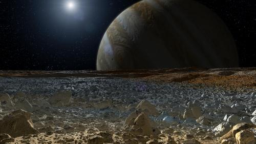 If we landed on Europa, what would we want to know?