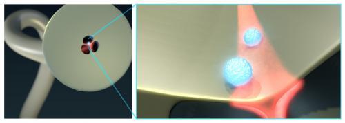 Breakthrough in sensing at the nanoscale