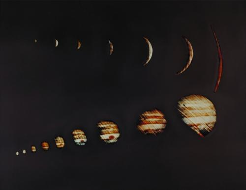 Image: Pioneer 10's groundbreaking approach to Jupiter