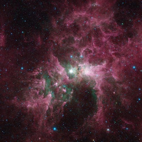 Image: Spitzer at 10